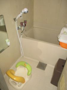 サイズアップした浴室(Before)