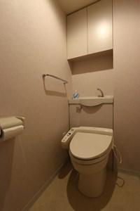 リフォーム事例2のトイレ Before