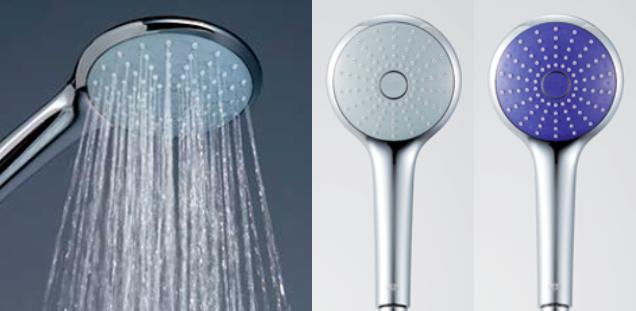リノビオのバスルームのシャワー