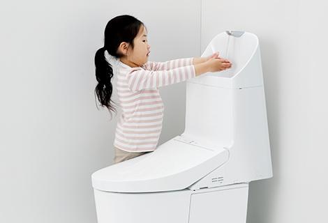 手洗器付のTOTO「GG-800」