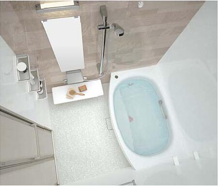 きれい除菌水を搭載した浴室