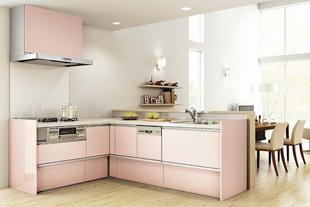 キッチンレイアウトL型